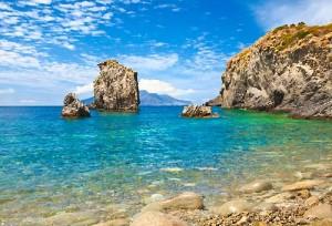 isola di Panarea . cala junco